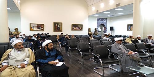 نخستین هم اندیشی معاونین پژوهش مدارس علمیه استان تهران برگزار شد
